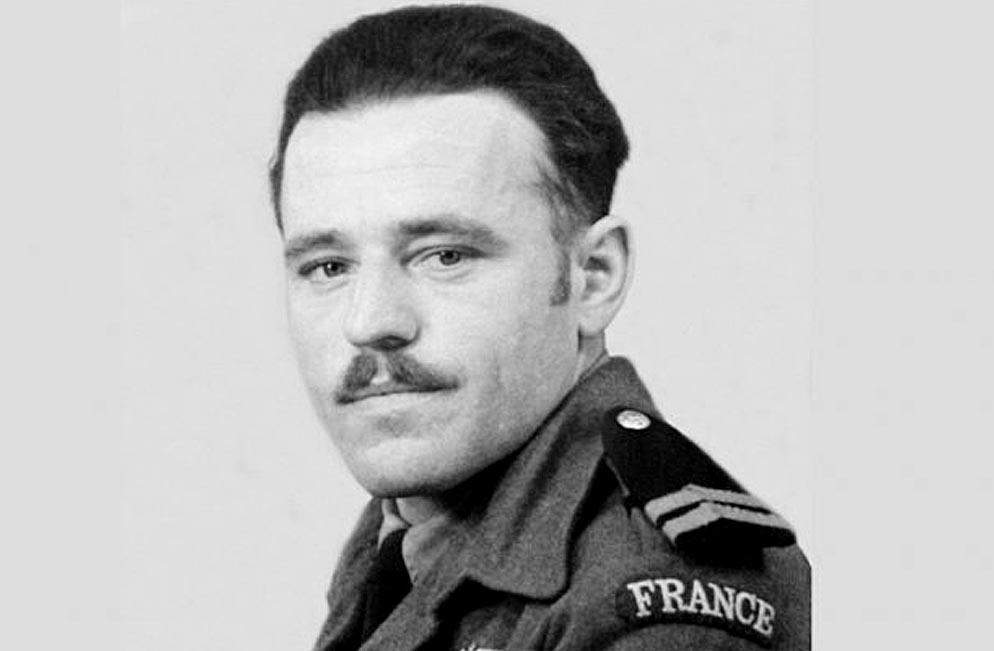 Emile Bouétard | Premier mort du D-Day | Historyweb débarquement Débarquement en Normandie | 6 juin 1944 emile bouetard site histoire Historyweb