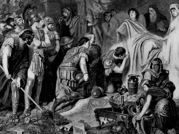 La mort d'Alexandre le Grand | Le site de l'Histoire | Historyweb  Mort d'Alexandre le Grand histoire historyweb mort alexandre le grand 2 356x267