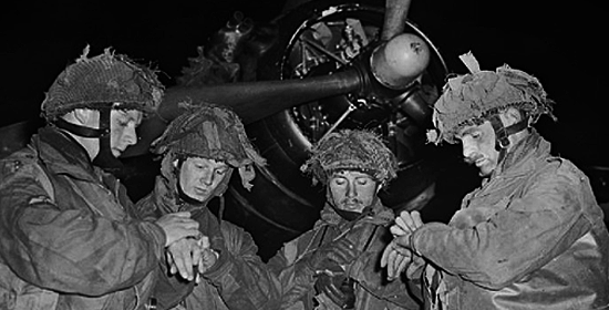 Débarquement en Normandie | Pathfinders britanniques débarquement Débarquement en Normandie | 6 juin 1944 histoire historyweb pathfinders britanniques debarquement normandie