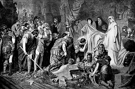 La mort d'Alexandre le Grand | Le site de l'Histoire | Historyweb -2  Mort d'Alexandre le Grand historyweb histoire mort alexandre le grand