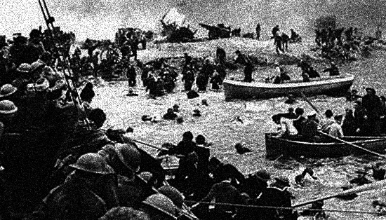 Bataille de Dunkerque | Opération Dynamo | Le site de l'Histoire | Historyweb -2  La bataille de Dunkerque | Opération Dynamo operation dynamo site d histoire histoire historyweb