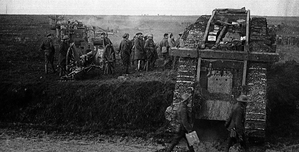 La bataille de la Somme | historyweb.fr -1 bataille de la somme La bataille de la Somme bataille somme premiere guerre mondiale site histoire historyweb 2