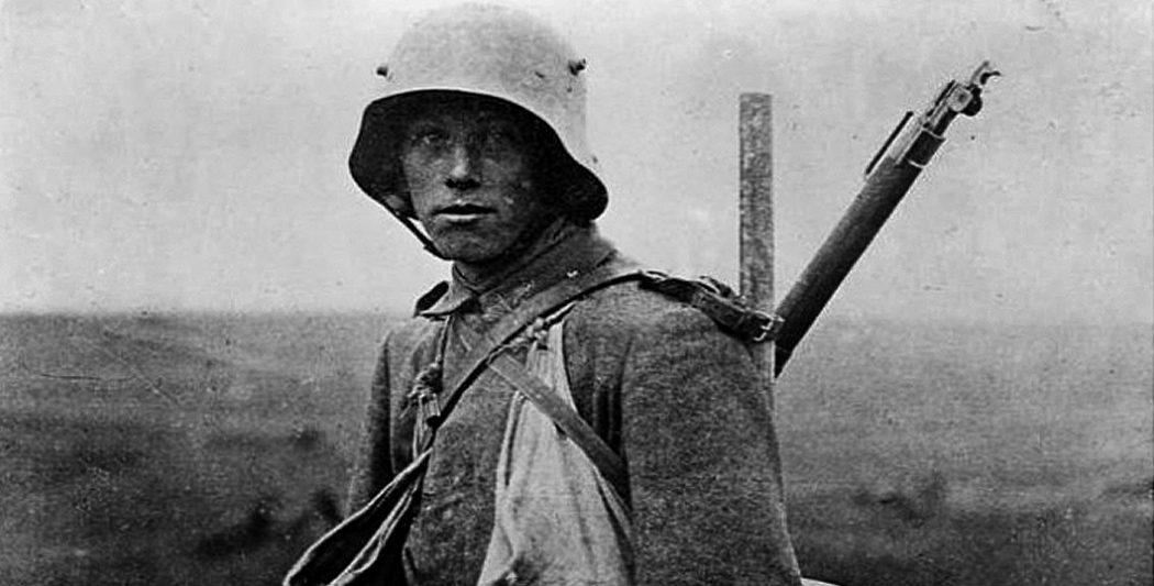 Bataille de Verdun   Jeune soldat allemand   historyweb.fr bataille de verdun La bataille de Verdun bataille verdun premiere guerre mondiale site histoire historyweb 3