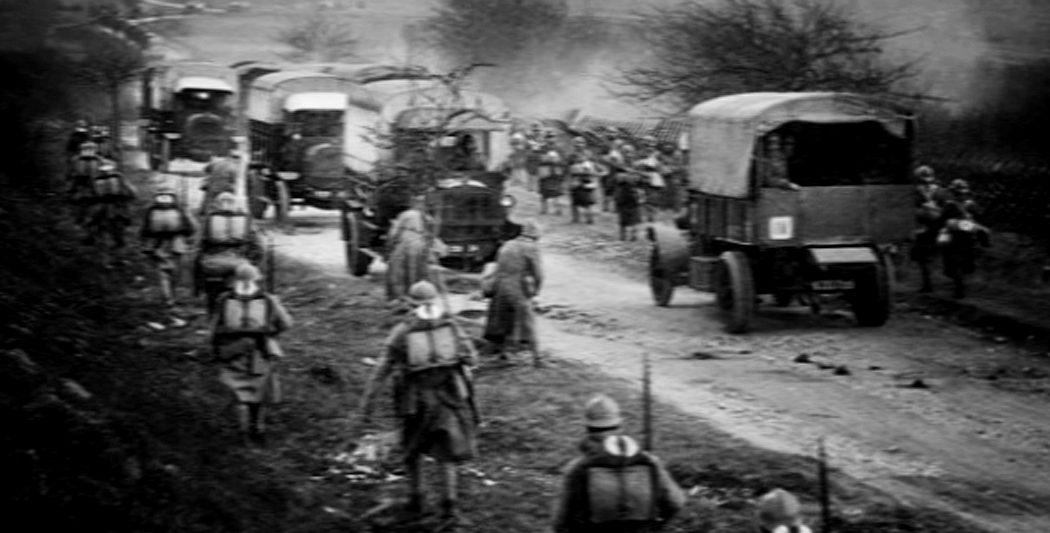 Bataille de Verdun | La Voie Sacrée | historyweb.fr la bataille de verdun La bataille de Verdun bataille verdun premiere guerre mondiale site histoire historyweb 9