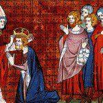 Le couronnement de Charlemagne guillaume le conquérant Guillaume le Conquérant, ou l'ascension du bâtard de Normandie charlemagne site histoire historyweb 150x150