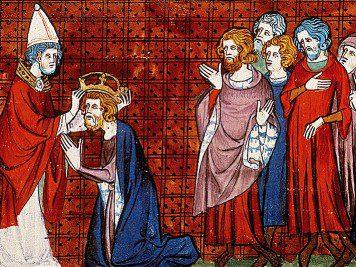 Couronnement de Charlemagne | Site d'Histoire | Historyweb.fr couronnement de Charlemagne Le couronnement de Charlemagne charlemagne site histoire historyweb 356x267