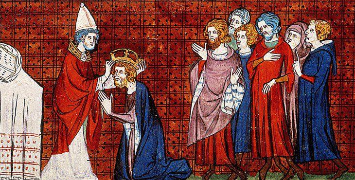 Couronnement de Charlemagne | Site d'Histoire | Historyweb.fr couronnement de Charlemagne Le couronnement de Charlemagne charlemagne site histoire historyweb 730x370
