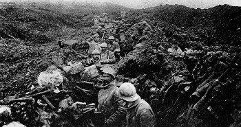Bataille du Chemin des Dames | historyweb.fr bataille de la somme La bataille de la Somme chemin des dames premiere guerre mondiale site histoire historyweb 9 350x185