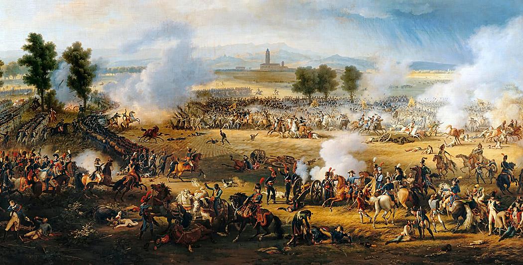 La bataille de Marengo bataille de marengo La bataille de Marengo bataille marengo site histoire historyweb 11