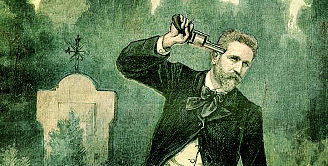 Suicide du général Boulanger général boulanger Le suicide du général Boulanger general boulanger site histoire historyweb 2