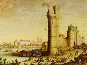 Tour de Nesle | historyweb.fr scandale de la tour de nesle Le scandale de la tour de Nesle tour de nesles site histoire historyweb 356x267