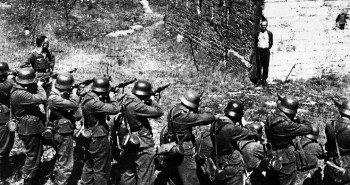 Georges Blind | Fusillé souriant | Histoire | historyweb-2 train nazi Un train nazi rempli d'or découvert en Pologne Georges Blind histoire historyweb 2 350x185