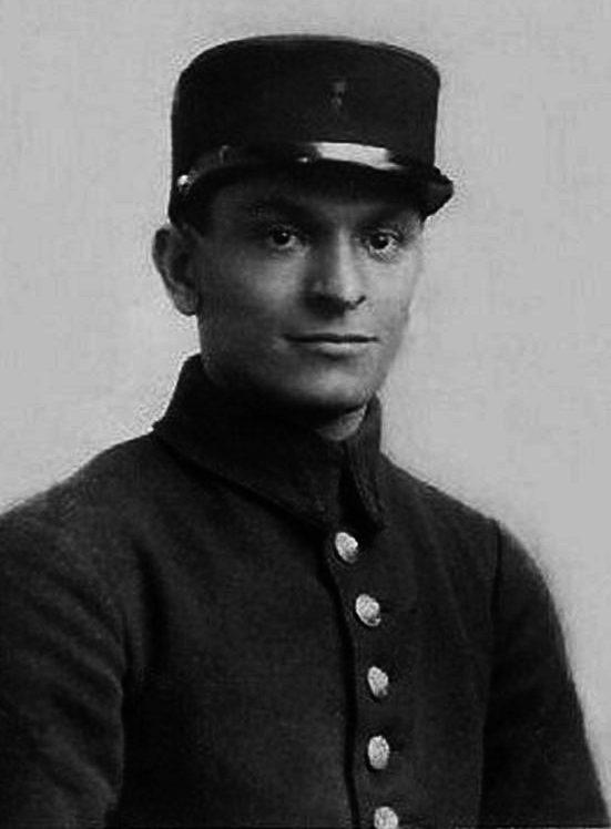 Georges Blind | Le fusillé souriant | 1904-1944 fusillé souriant Georges Blind, le fusillé souriant Georges Blind histoire historyweb