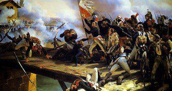 La bataille du pont d'Arcole | Site de l'Histoire | historyweb bataille de rivoli La bataille de Rivoli bataille arcole site histoire historyweb 5 350x185