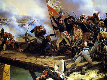 La bataille du pont d'Arcole | Site de l'Histoire | historyweb bataille du pont d'arcole La bataille du pont d'Arcole bataille arcole site histoire historyweb 5 356x267