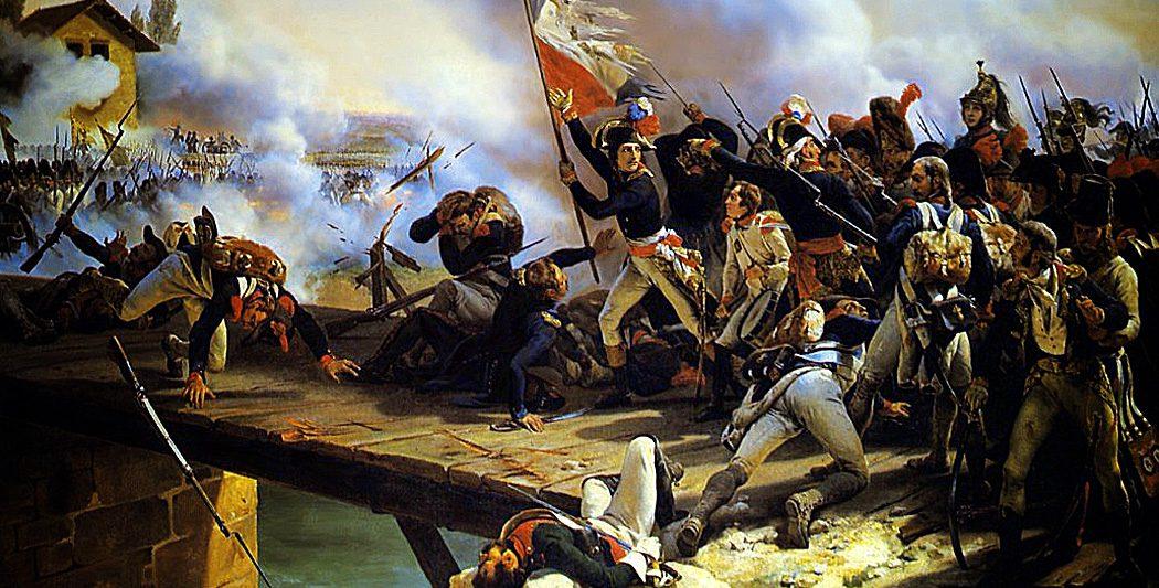La bataille du pont d'Arcole | Site de l'Histoire | historyweb bataille du pont d'arcole La bataille du pont d'Arcole bataille arcole site histoire historyweb 5