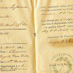L'histoire du livret ouvrier concordat Le concordat de Bonaparte livret ouvrier histoire historyweb 2 150x150