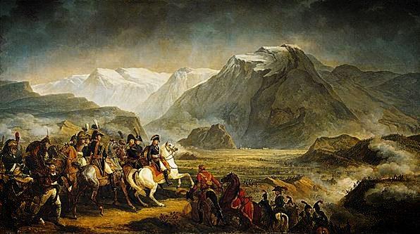 La bataille de Rivoli | Le site de l'Histoire | historyweb - 2 bataille de rivoli La bataille de Rivoli bataille rivoli 2
