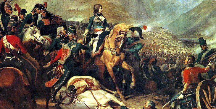 La bataille de Rivoli | Le site de l'Histoire | historyweb bataille de rivoli La bataille de Rivoli bataille rivoli 730x371