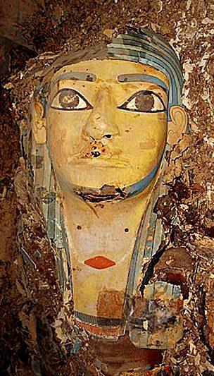 Un évangile dans le masque d'une momie égyptienne momie égyptienne Un évangile du 1er siècle dans une momie égyptienne momie evangile historyweb 2