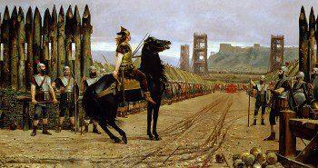 Vercingétorix | Le site de l'Histoire | historyweb mort d'alexandre le grand Mort d'Alexandre le Grand vercingetorix histoire historyweb 2 350x185