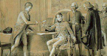 Le Concordat | Bonaparte | historyweb création de la banque de france La création de la Banque de France concordat bonaparte histoire historyweb 350x185