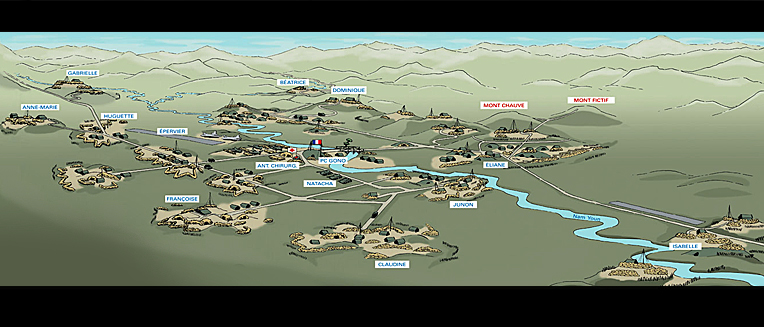 La bataille de Dien Bien Phu 4 | Site d'Histoire | Historyweb dien bien phu La bataille de Dien Bien Phu (1/5) dien bien phu histoire historyweb 4