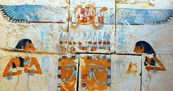 Senebkay, le pharaon massacré | Historyweb  Un rarissime carré de lin funéraire égyptien aux enchères Actu histoire historyweb 2 350x185