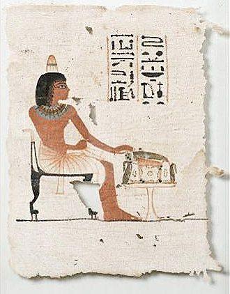 Actualité | Egypte | Histoire | Historyweb -2  Un rarissime carré de lin funéraire égyptien aux enchères actu histoire historyweb 52 2