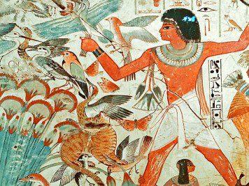 Actualité | Egypte | Histoire | Historyweb  Un rarissime carré de lin funéraire égyptien aux enchères actu histoire historyweb 52 356x267