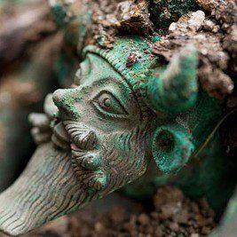 Tombe princière celte | Historyweb tombe princière celte Une tombe princière celte exceptionnelle découverte près de Troyes actualit   histoire historyweb 1 267x267
