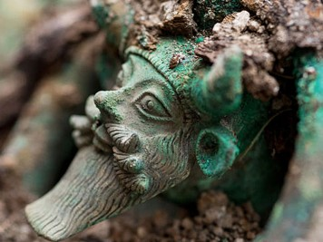 Tombe princière celte | Historyweb
