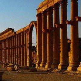 Palmyre |Syrie | Historyweb | Le site de l'Histoire -2 palmyre Palmyre, miracle archéologique en danger actualit   histoire historyweb 9 267x267