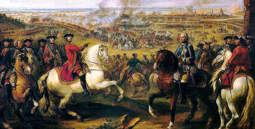 La bataille de Fontenoy | Site de l'Histoire | Historyweb.fr -2 la bataille de fontenoy La bataille de Fontenoy bataille fontenoy historyweb 1