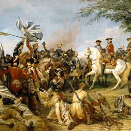 La bataille de Fontenoy | Site de l'Histoire | Historyweb.fr bataille de fontenoy La bataille de Fontenoy bataille fontenoy historyweb 2 267x267