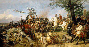 La bataille de Fontenoy | Site de l'Histoire | Historyweb.fr utrecht Le Traité d'Utrecht bataille fontenoy historyweb 2 350x185