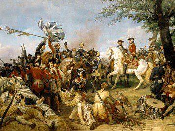 La bataille de Fontenoy | Site de l'Histoire | Historyweb.fr bataille de fontenoy La bataille de Fontenoy bataille fontenoy historyweb 2 356x267