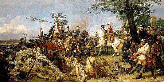 La bataille de Fontenoy | Site de l'Histoire | Historyweb.fr bataille de fontenoy La bataille de Fontenoy bataille fontenoy historyweb 2 534x267