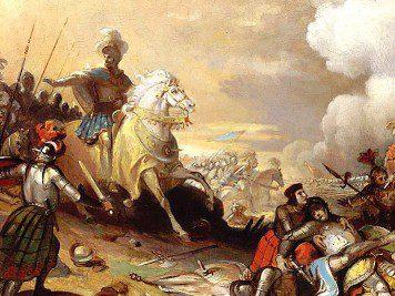 La bataille de Marignan | Le site de l'Histoire | Historyweb bataille de marignan 1515 – La bataille de Marignan bataille marignan histoire historyweb 356x267