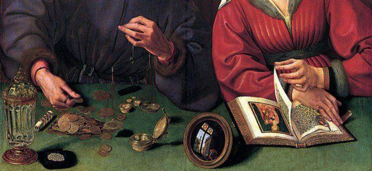 L'évasion fiscale à l'époque des Croisades | Site d'Histoire | Historyweb évasion fiscale L'évasion fiscale à l'époque des Croisades 637px quentin massys 001 730x335