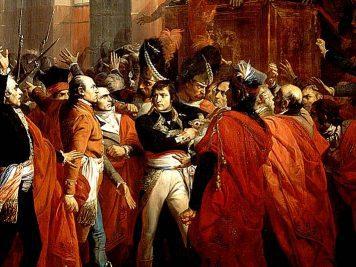 Le coup d'état du 18 brumaire | Le site de l'histoire | Historyweb 18 brumaire Le coup d'état du 18 brumaire coup etat 18 brumaire historyweb 1 356x267