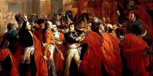 Le coup d'état du 18 brumaire | Le site de l'histoire | Historyweb 18 brumaire Le coup d'état du 18 brumaire coup etat 18 brumaire historyweb 1 534x267