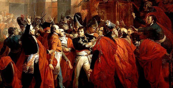 Le coup d'état du 18 brumaire | Le site de l'histoire | Historyweb 18 brumaire Le coup d'état du 18 brumaire coup etat 18 brumaire historyweb 1 730x371
