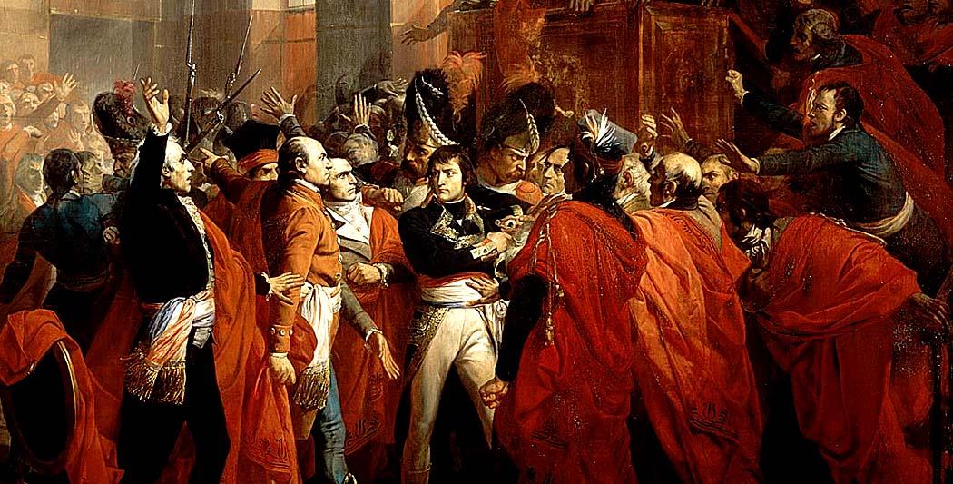 Le coup d'état du 18 brumaire | Le site de l'histoire | Historyweb 18 brumaire Le coup d'état du 18 brumaire coup etat 18 brumaire historyweb 1
