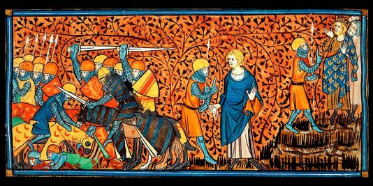 Guillaume le Conquérant   Historyweb   Le site de l'Histoire guillaume le conquérant Guillaume le Conquérant, ou l'ascension du bâtard de Normandie guillaume conquerant historyweb 3 534x267
