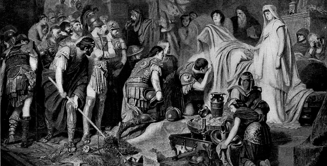 Mort d'Alexandre le Grand  Mort d'Alexandre le Grand histoire historyweb mort alexandre le grand 2