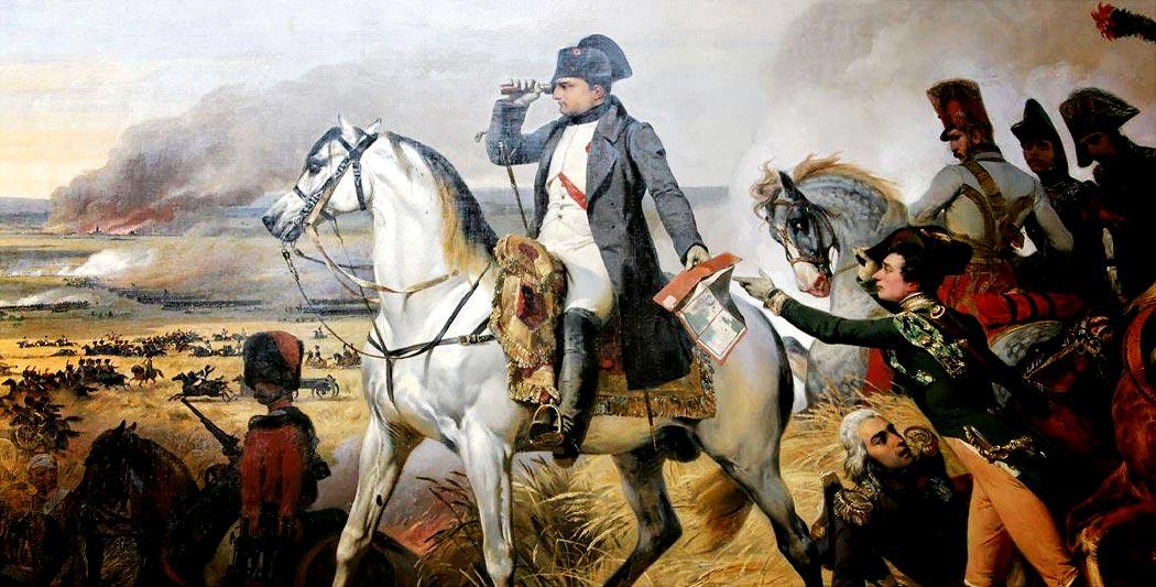 Bataille de Wagram | Le site de l'Histoire | Historyweb -3 bataille de wagram La bataille de Wagram bataille wagram site histoire historyweb 3