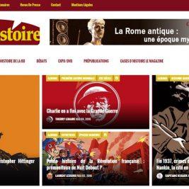 Cases d'Histoire | Le site de l'Histoire | Historyweb