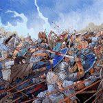 La bataille d'Hastings scandale de la tour de nesle Le scandale de la tour de Nesle guillaume le conquerant emmanuel cerisier historyweb 7 150x150
