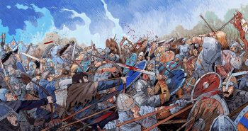 La bataille d'Hastings   Guillaume le Conquérant   Emmanuel Cerisier   Historyweb - 9 guillaume le conquérant Guillaume le Conquérant, ou l'ascension du bâtard de Normandie guillaume le conquerant emmanuel cerisier historyweb 7 350x185